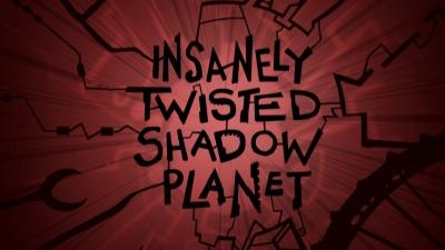 Artwork ke hře Insanely Twisted Shadow Planet