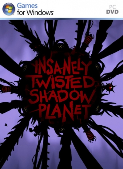 Obal hry Insanely Twisted Shadow Planet