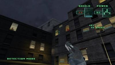 Screen ze hry Robocop