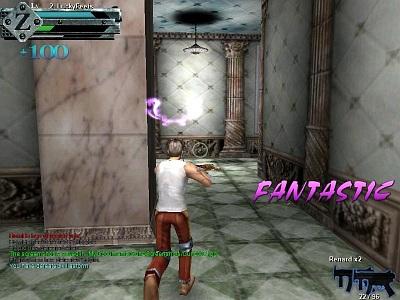 Screen GunZ: The Duel