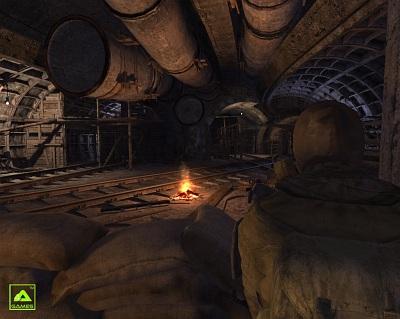 Screen Metro 2033