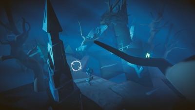 Screen ze hry Pilgrim