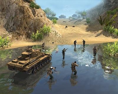 Screen Men of War