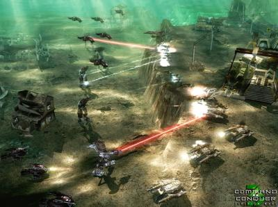 Screen ze hry Command & Conquer 3 Tiberium Wars