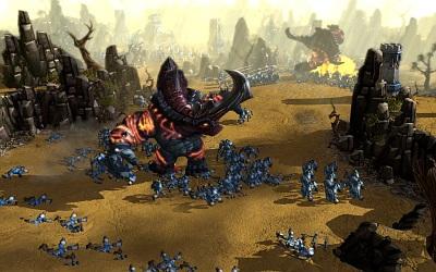 Screen BattleForge