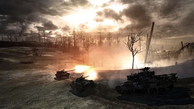 Screen World in Conflict