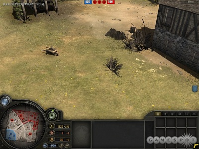 Screen Company of Heroes