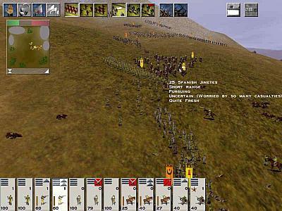 Screen ze hry Medieval: Total War