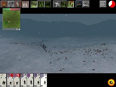 Screen Shogun: Total War