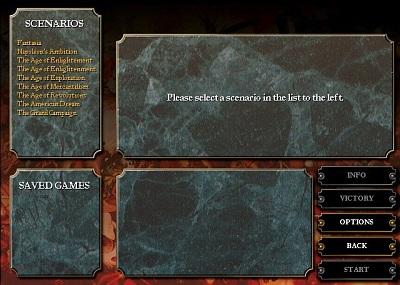Screen Europa Universalis II
