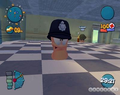 Screen Worms 4: Mayhem