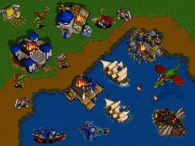Screen Warcraft II: Tides of Darkness