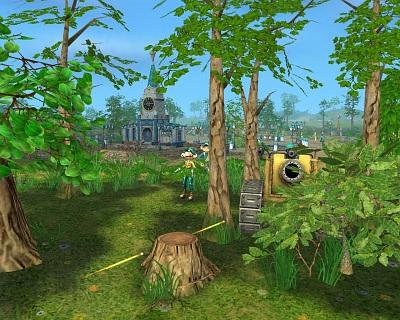 Screen Jagged Farm: Birth of a Hero