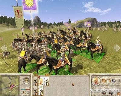 Screen Rome: Total War - Alexander