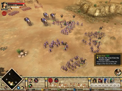 Screen Rise & Fall: Civilizations at War