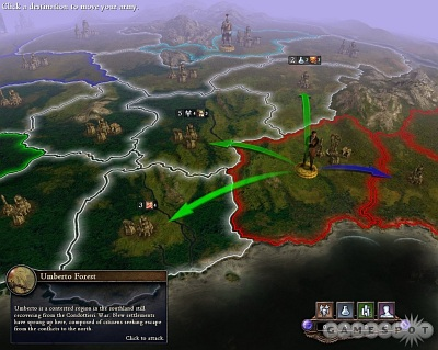 Screen Rise of Nations: Rise of Legends