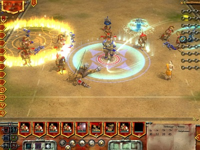 Screen Chaos League