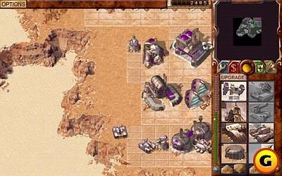Screen Dune 2000
