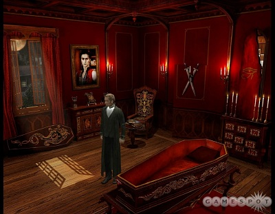 Screen Dracula: Origin