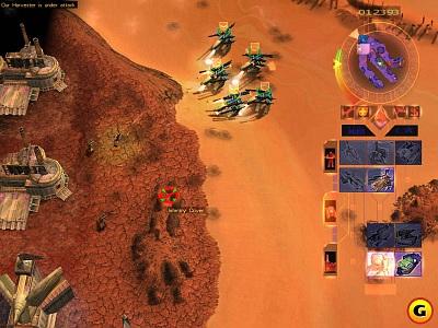 Screen Emperor: Battle for Dune