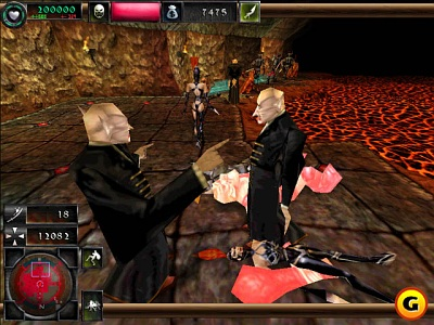 Screen Dungeon Keeper II