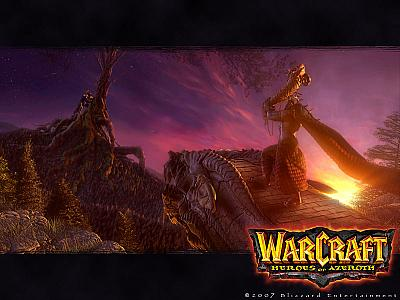 Screen ze hry Warcraft: Heroes of Azeroth