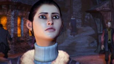 Artwork ke hře Dreamfall Chapters