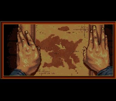 Screen ze hry PowerMonger