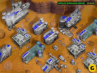 Screen Outpost 2: Divided Destiny