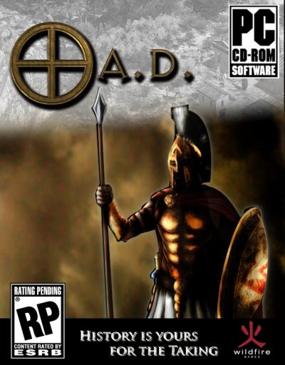 Obal hry 0 A.D.