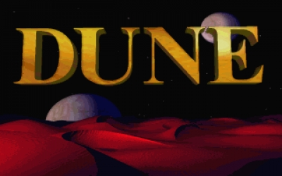 Screen ze hry Dune