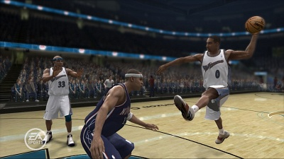 Screen NBA Live 07