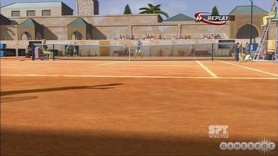Screen Virtua Tennis 3