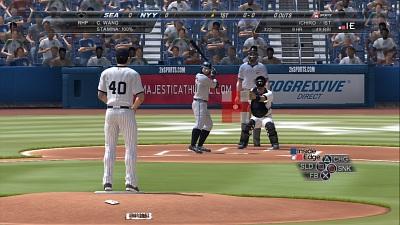 Screen Major League Baseball 2K7