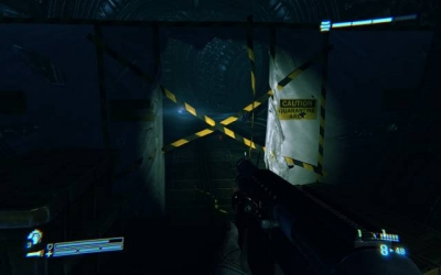 Screen ze hry Aliens: Colonial Marines