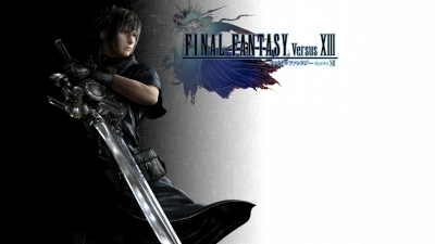 Artwork ke hře Final Fantasy Versus XIII