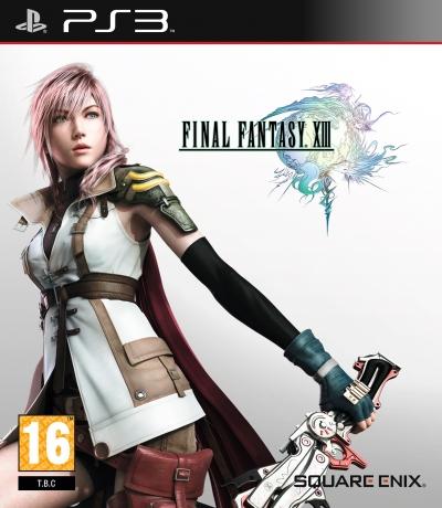 Obal hry Final Fantasy Versus XIII