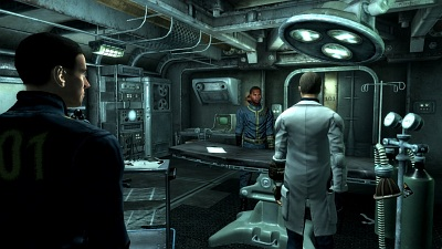 Screen Fallout 3