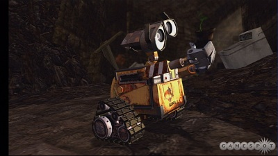 Screen WALL-E