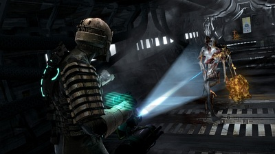 Screen Dead Space