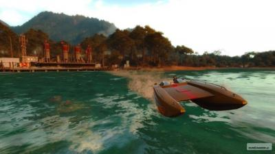 Screen ze hry Just Cause 2