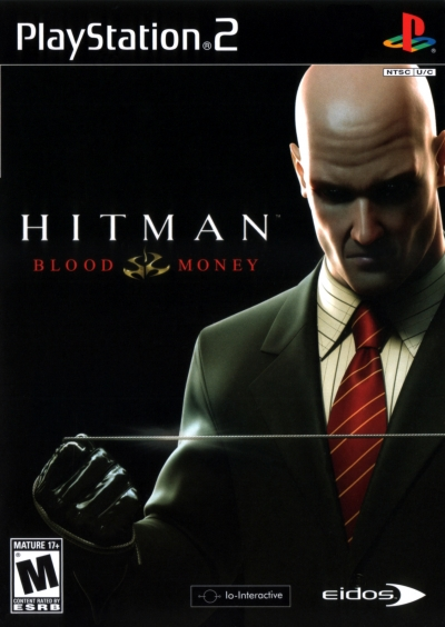 Obal hry Hitman: Blood Money