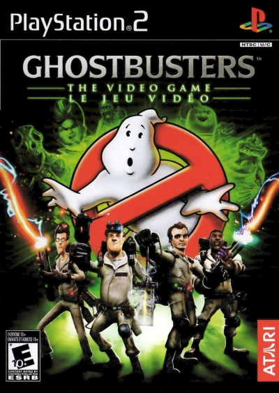 Obal hry Ghostbusters: The Video Game