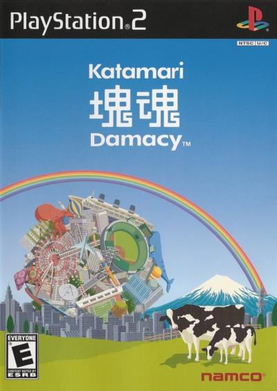 Obal hry Katamari Damacy