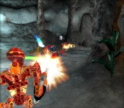 Screen Bionicle Heroes