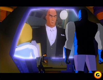 Screen Superman: Shadow of Apokolips