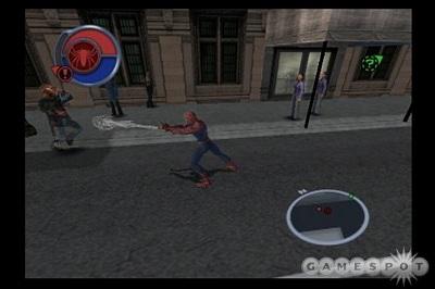 Screen Spider-Man 2