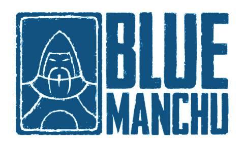 Blue Manchu